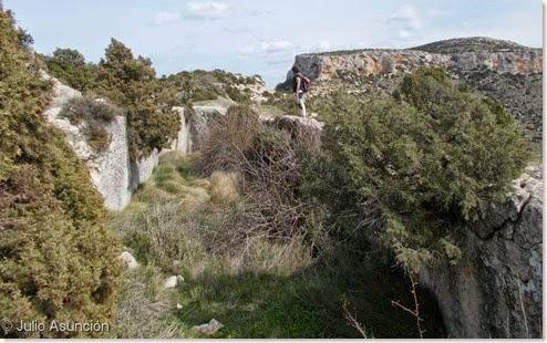 Aljibe El Trinquete - Castellar de Meca - Ayora