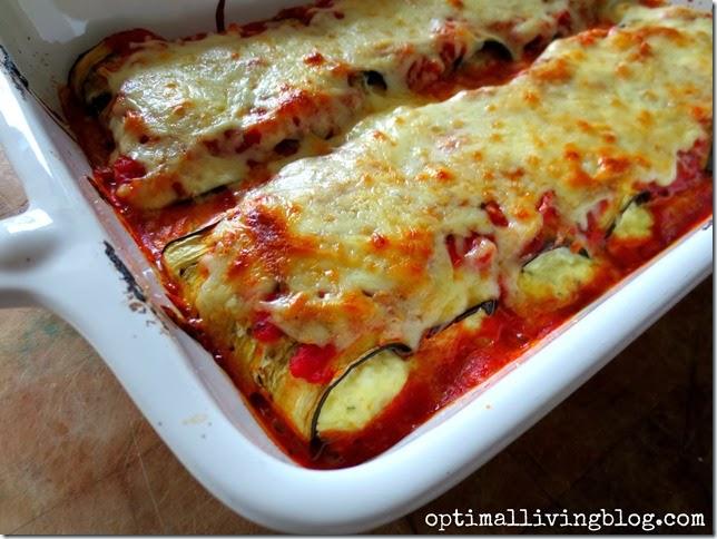 Eggplant Rollatini 35