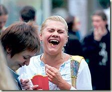 Здоровый смех