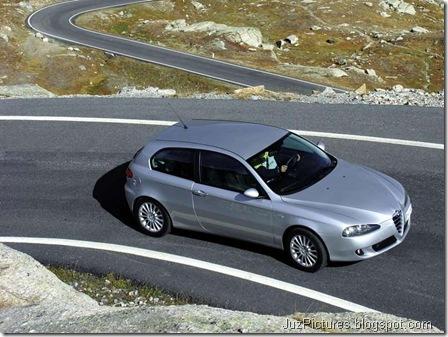 Alfa Romeo 147 3door (2004)7