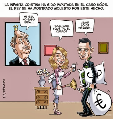 Infanta Cristina imputacion
