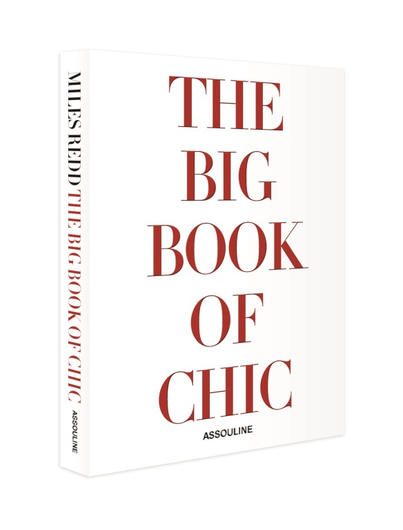 Big Book of Chic 3D cover MR