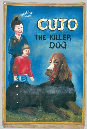 CUJO THE KILLER