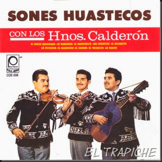 Sones Huastecos - Hnos Calderon - portada