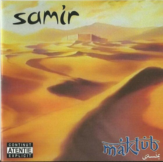 SAMIR - Maktub (FRONT)