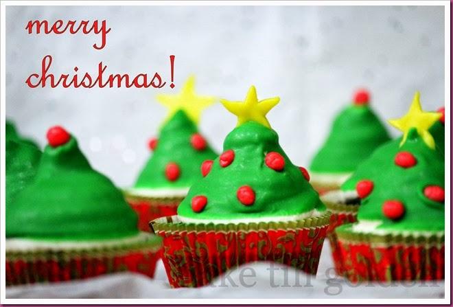 BTG Christmas Cupcakes