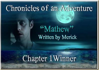 Winning Chapter #1 Merick