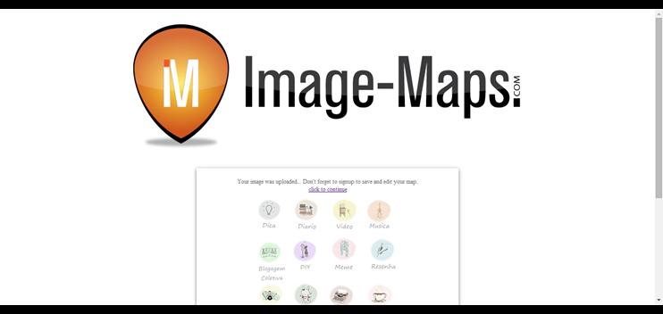 Upload Image Map image-maps.com