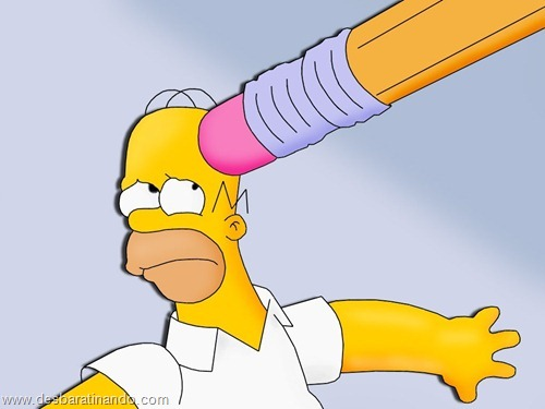 wallpapers os simpsons desbaratinando papel de parede the simpsons  (33)