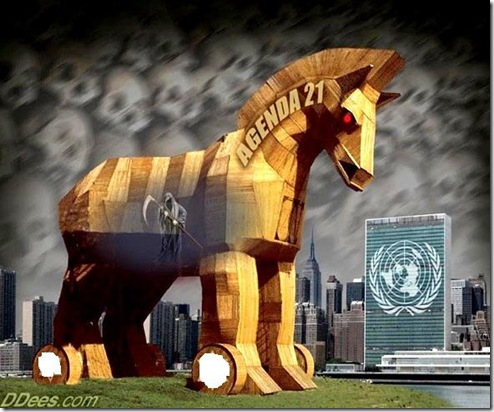 Agenda 21 Trojan Horse