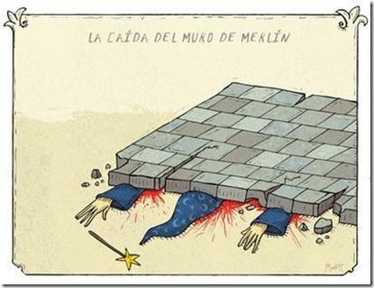 El Muro De Merlin