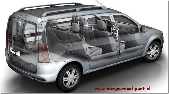 Dacia Logan MCV doorkijk 01