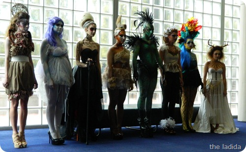 IMATS Sydney 2012 - Beauty Fantasty - Wild Kingdom - All