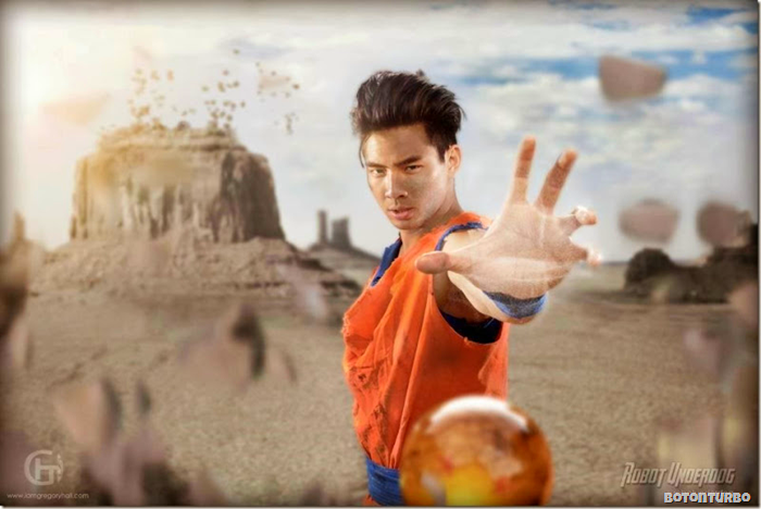 Son Gohan Live Action