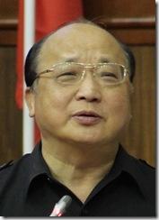 市長胡志強
