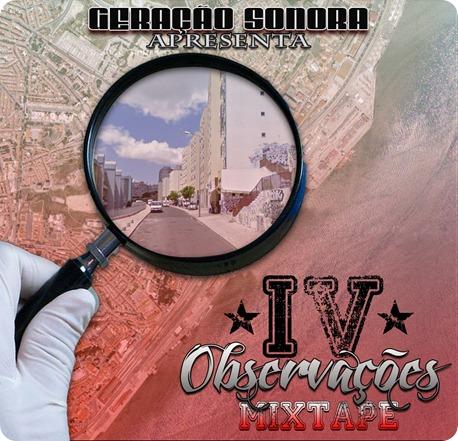 IV - Mixtape Observações Front