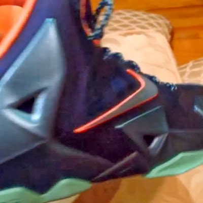 nike lebron 11 gr akron vs miami 2 03 Upcoming LEBRON XI   Akron vs. Miami   Release Date