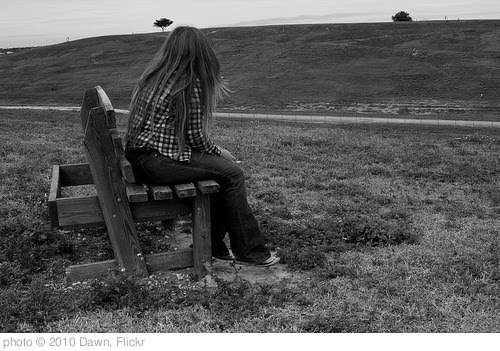 'alone' photo (c) 2010, Dawn - license: http://creativecommons.org/licenses/by-nd/2.0/