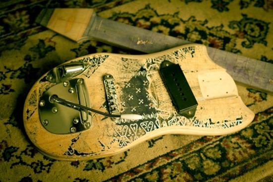 Guitarra de skate 02