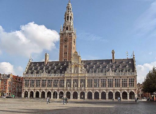 Universidad Católica de Lovaina, Bélgica