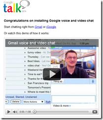 google talk beta