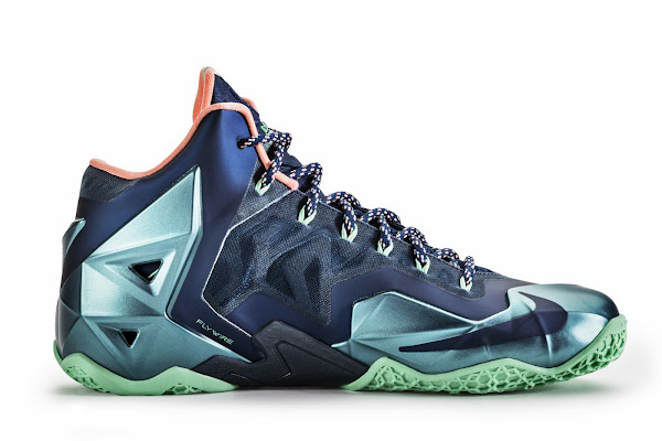 Nike LeBron 11 8220Akron vs Miami8221 Confirmation amp Official Photos