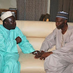 tn_Hon. Baba Jamal holding discussions with the Upper West Regional Minister.JPG