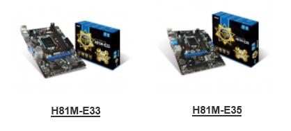 MSI H81