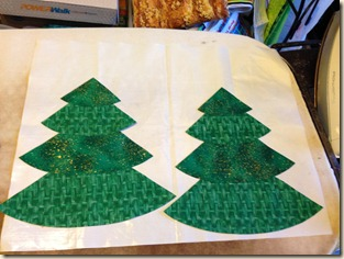 Placemat trees