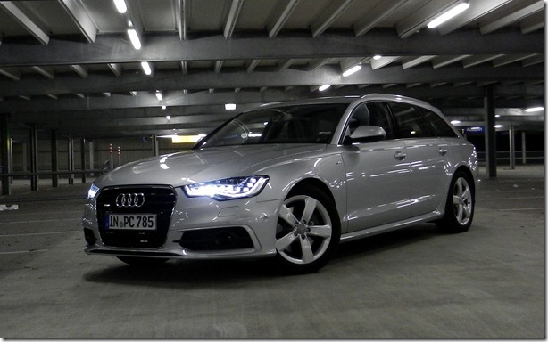Audi A6 Avant 3.0 TDI (6)