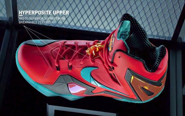 Nike Elite Series Choose Your Path to Glory LeBron 11 Elite
