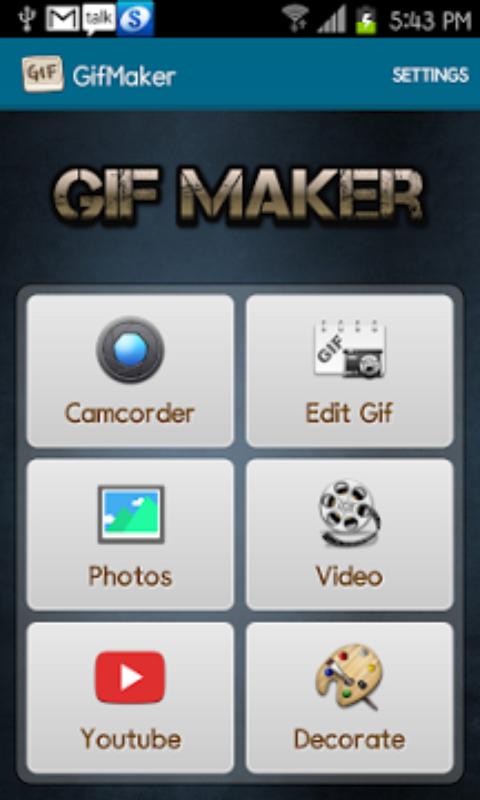 koneknesia - membuat animasi GIF di Android