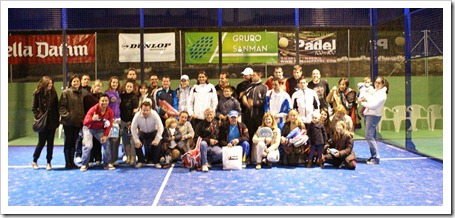 I Trofeo Memorial Alejandro Mieres en Picassent (Valencia): todo un éxito.