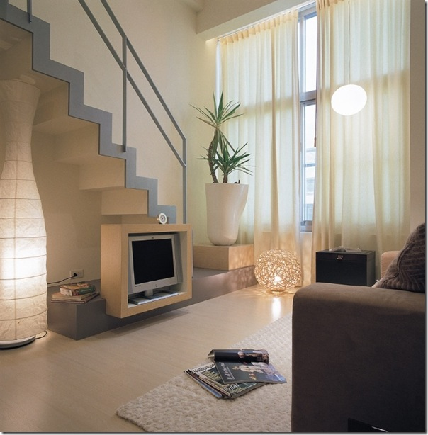 casa e interni - appartamento - piccoli spazi - T (5)
