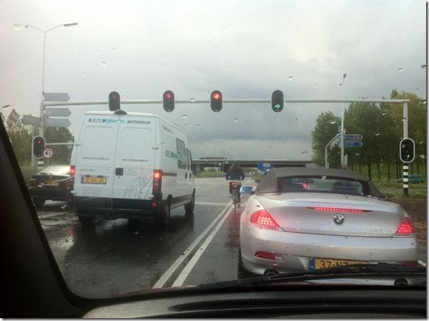 Imagens do trãnsito na Holanda (27)