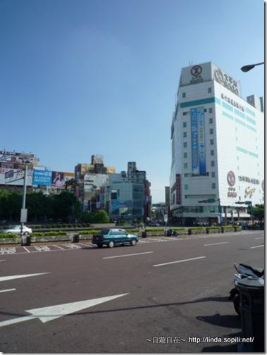 新竹火車站前