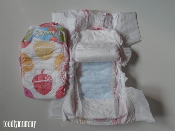Drypers 4