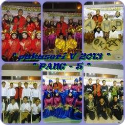 Parade Tari Daerah di SMAN Pintar Kuantan Singingi,Dalam Pagelaran Karya Seni Tari V (PAKASERI V) 2013