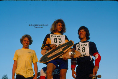 Mike Weed, Tony Alva &amp; Pat Flannigan