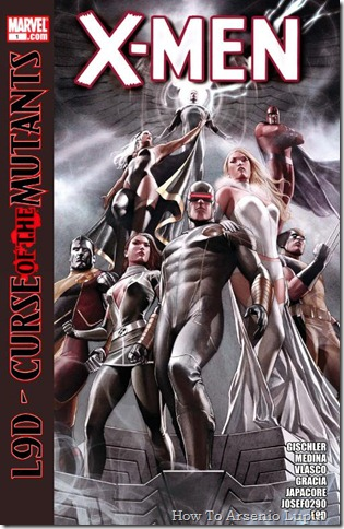 2011-08-31 - X-Men - Curse of the Mutants
