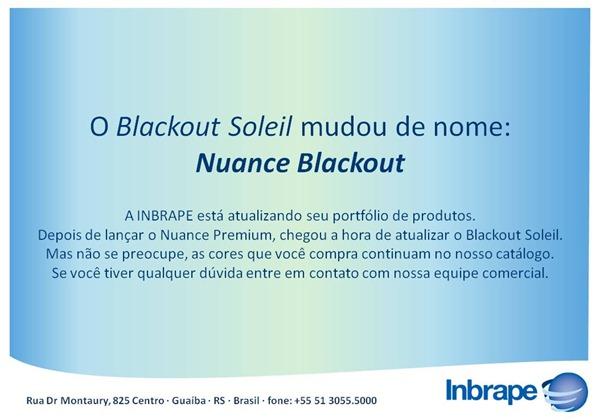 Nuance Blackout