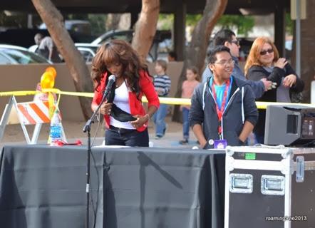 Parade Announcer