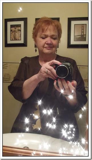 peggy camera glitter
