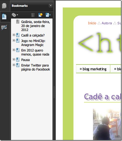 Home do HTMHelen em PDF