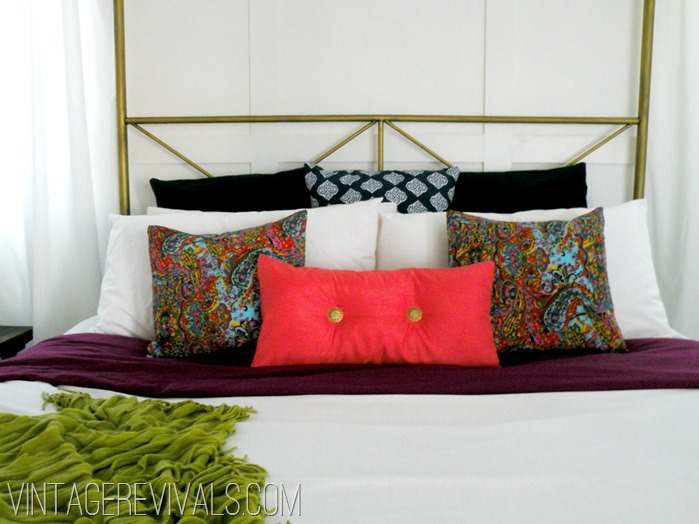 Eclectic Bedding