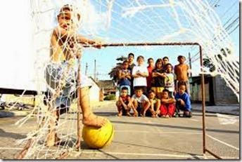 Futebol de rua 1