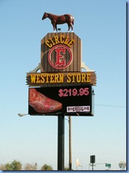7384 Texas, Sulphur Springs - Circle E Western Store just off I-30 East