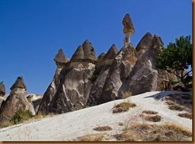 Cappadocia, Fairy Chimneys 2