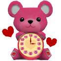 HoneyBear ClockWidget icon