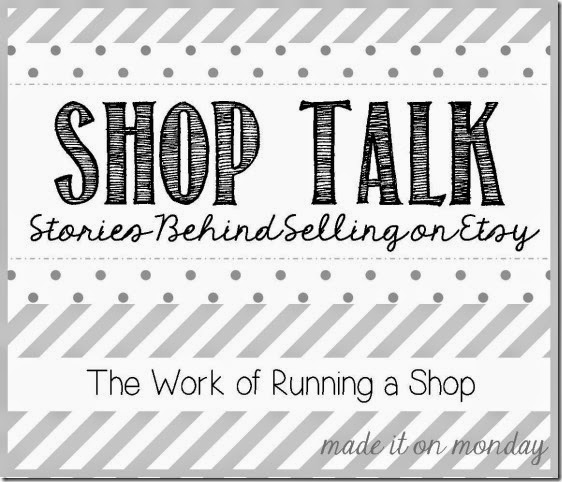 shop talk The Work of Running a Shop